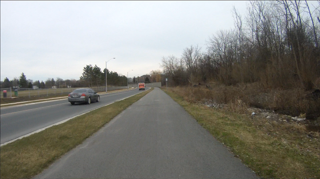 image of Former City trail on Medical Drive
