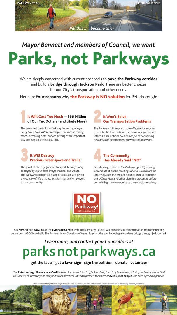 image of full page Examiner ad, Nov. 7